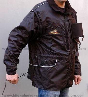 Nylon Dog Training Vest With Smart Pocket Future - V44