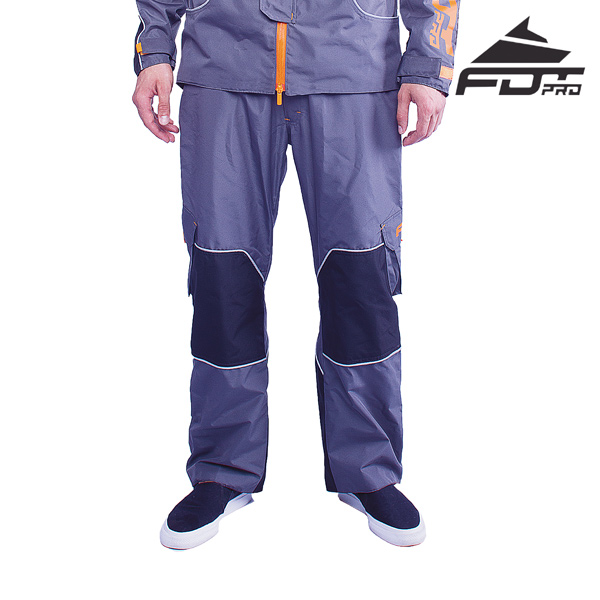 Professional Pants Grey Color for Any Weather Conditions