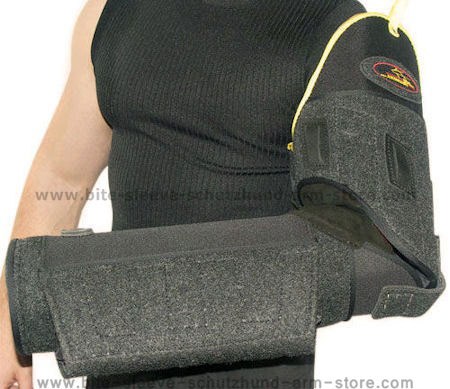 dog bite sleeves