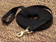 Nylon dog leash for training and tracking- dog lead